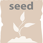 bag of seed icon